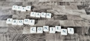Logo Let´s talk about content - LTAC.